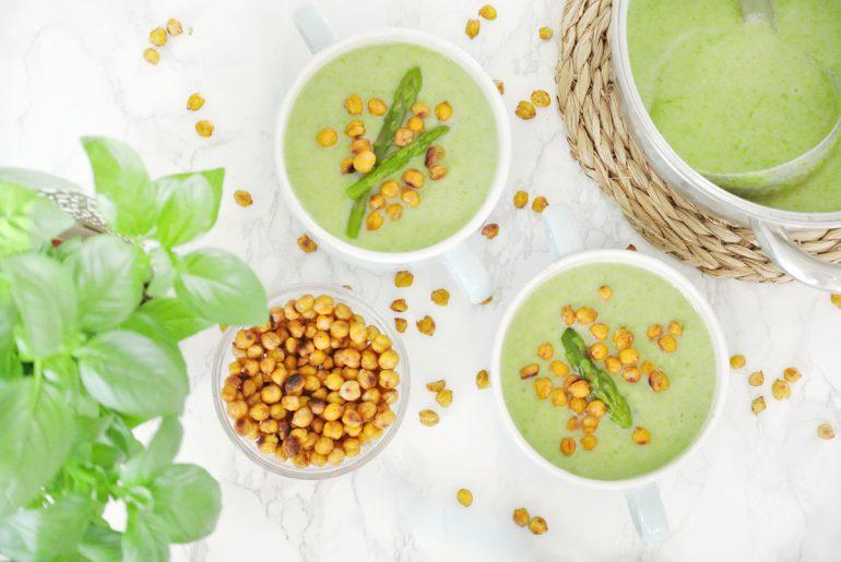 wegetarianski krem - wegetariański jadłospis, dieta wegetariańśka