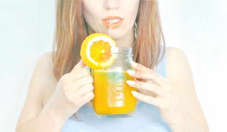 Lemoniada cytrynowa, lemoniada bez cukru, przepis na lemoniade