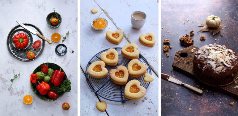 zdjecia z warsztatów kulinarnych agaty