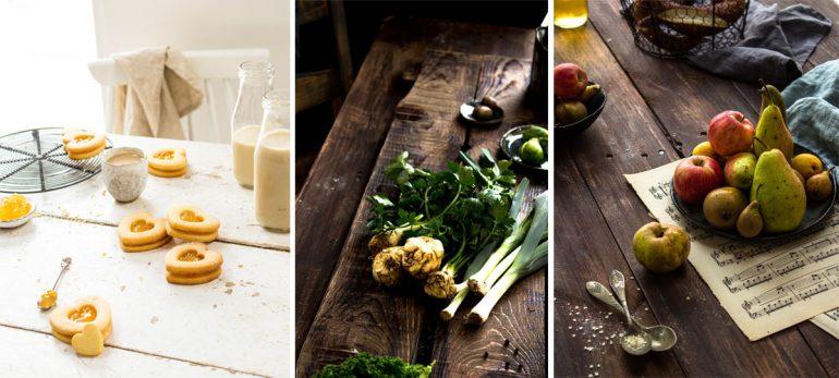 zdjecia z warsztatów kulinarnych patrycji